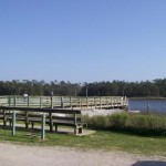 Pier at Waterway